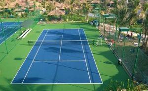 Bảng Báo Giá Thi Công Sân Tennis Trọn Gói Tại Phú Yên