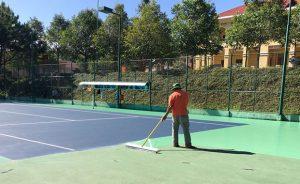 Bảng Báo Giá Thi Công Sân Tennis Trọn Gói Tại Ninh Thuận