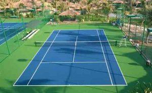 Hướng Dẫn Thi Công Sơn Sân Tennis Đạt Chuẩn