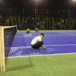 Báo giá thi công sân tennis